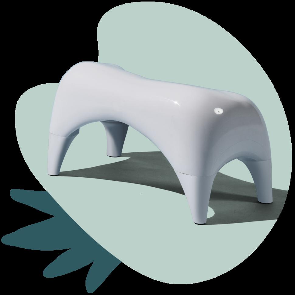 Tushy stool