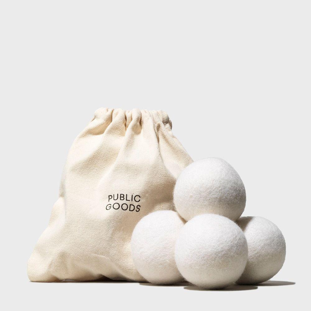 Wool Dryer Balls - Public Goods