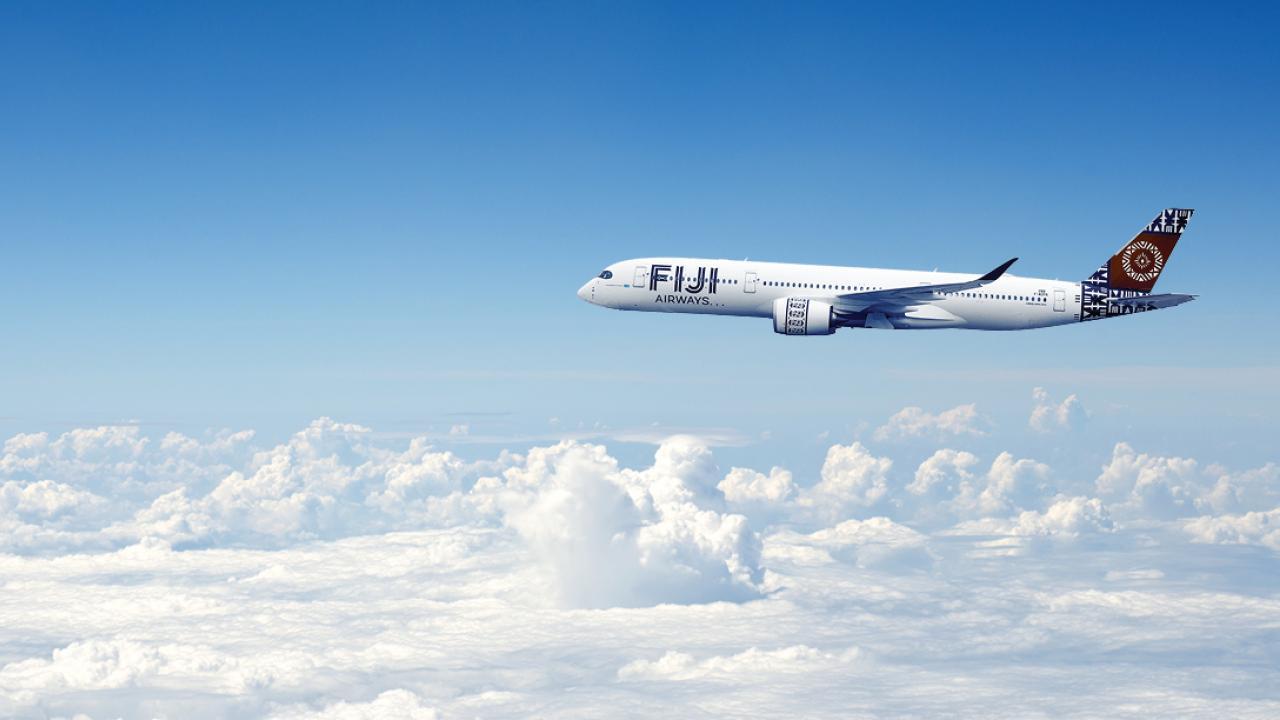 Fiji Plane