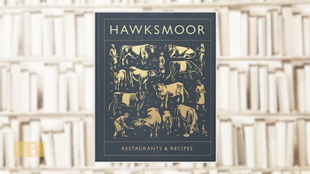 Hawksmoor cook book