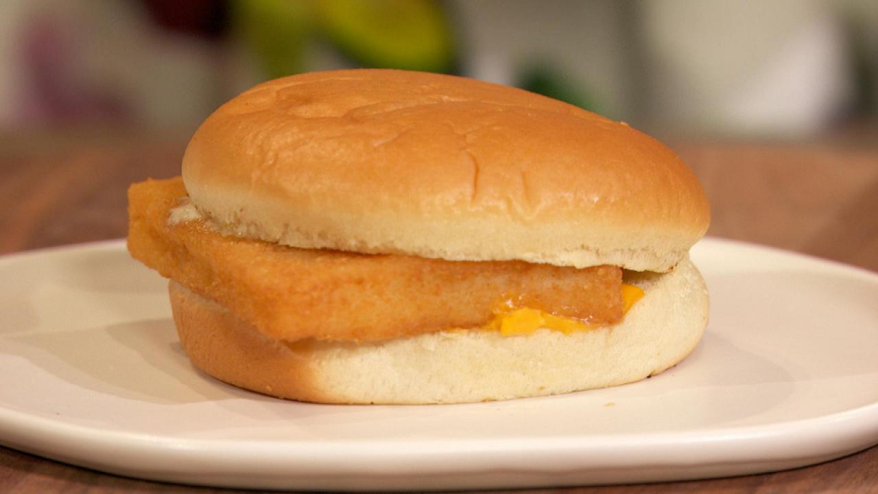 Fish Filet Sandwich