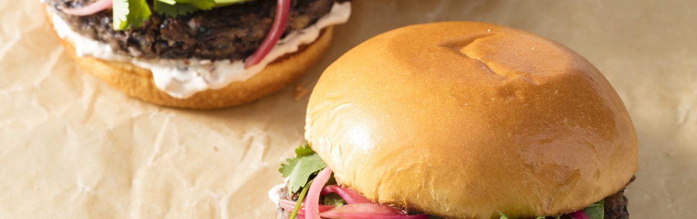 America's Test Kitchen burgers