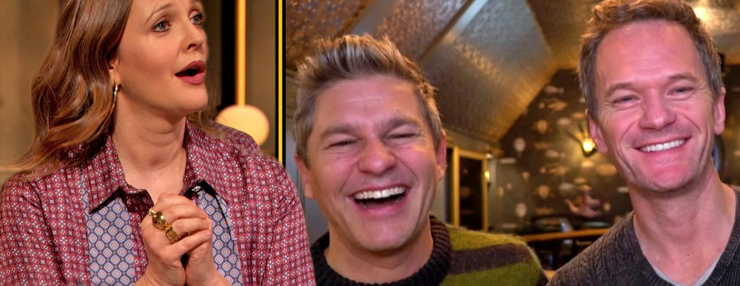 Neil and David