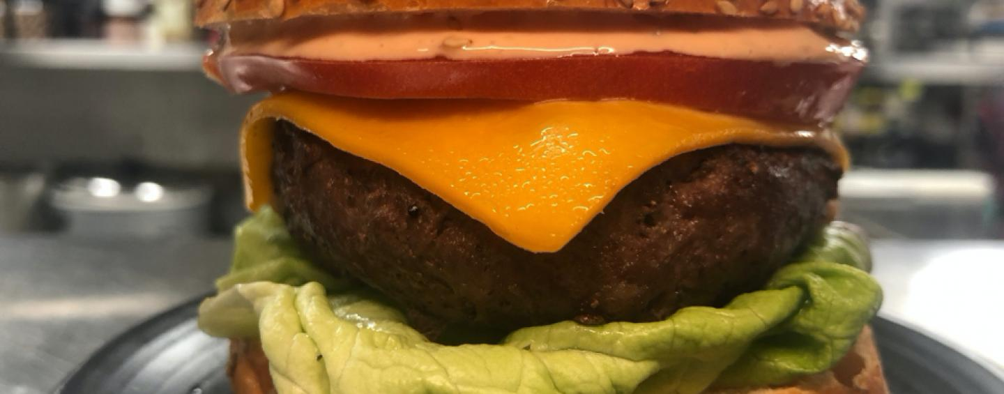 Good Burger by Chef Alvin Cailan with Ed's Sauce