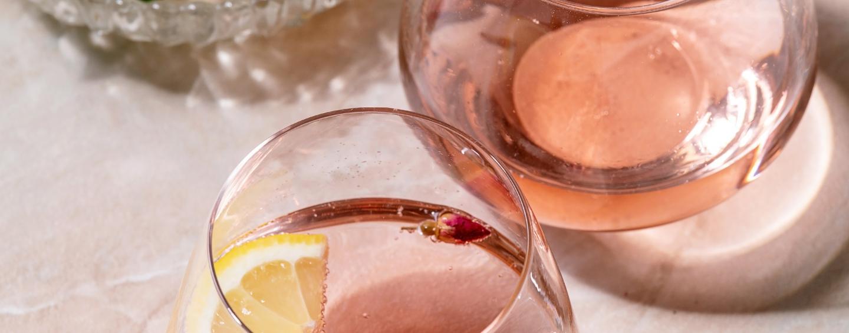 Violet Syrup Pink Lemonade Recipe