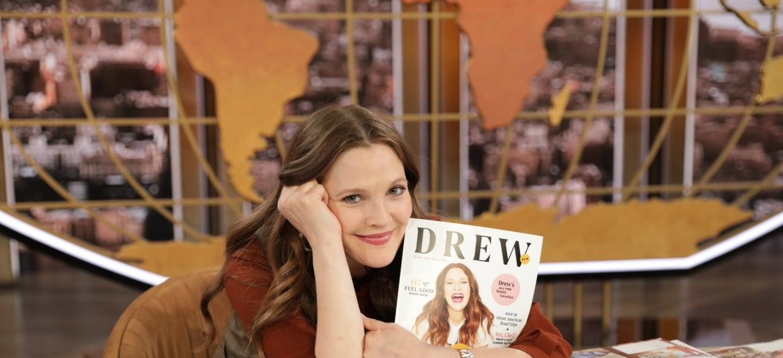 Drew in studio