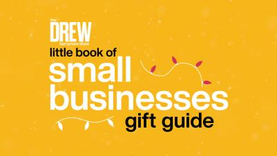 Drew's Little Book of Small Businesses Gift Guide