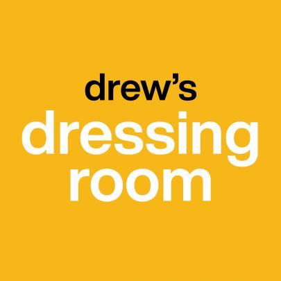 DREW'S dressing room