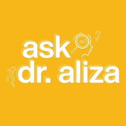 ask dr. aliza
