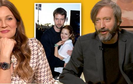 Drew Barrymore Reunites with Her Ex Tom Green for the First Time in 15 Years