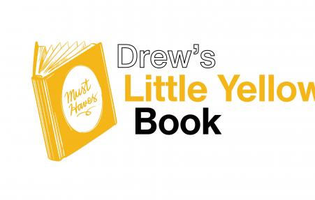 Drew's Little Yellow Book - Week of November 2, 2020