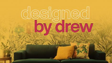 Designed By Drew Logo