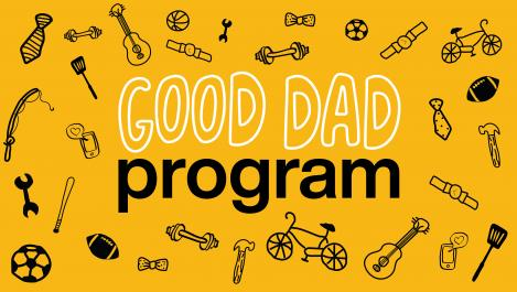 Good Dad Program Logo