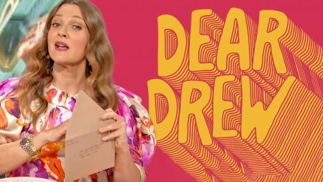 Dear Drew logo with Drew