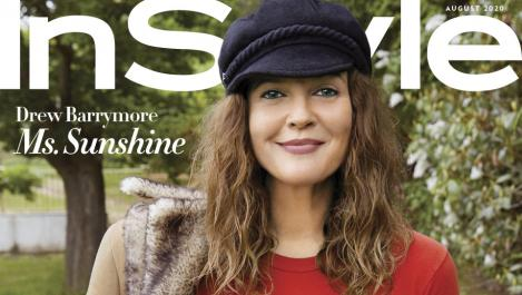 Cover of InStyle Magazine