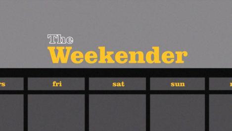 The Weekender Logo