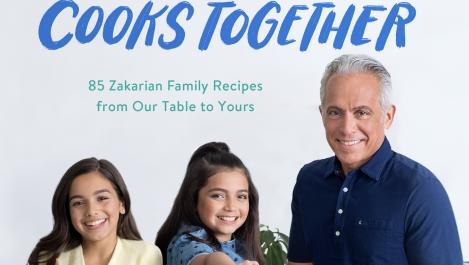 The Family that Cooks Together Cookbook