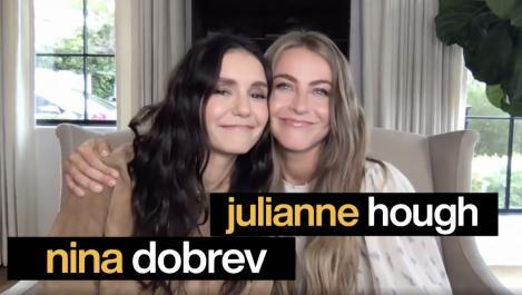 Nina and Julianne