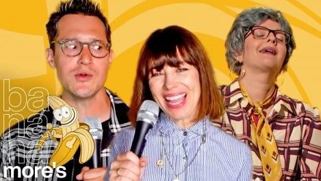 Dan Levy & Natasha Leggero Bananamore's