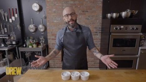 Chef Andrew Rea