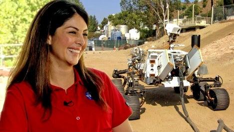 Aerospace Engineer Diana Trujillo