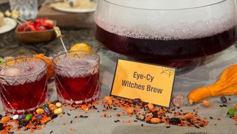 Eye-Cy Witches Brew