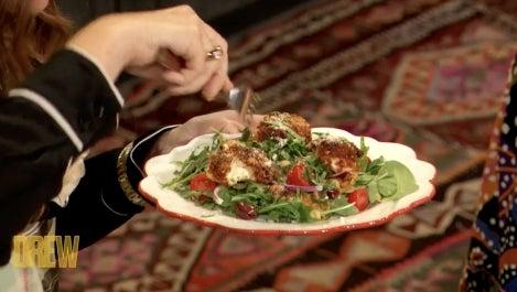 Mozzarella Stick Salad