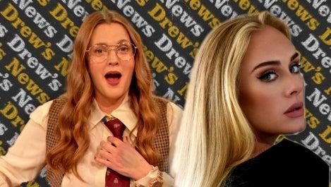 Drew and Adele