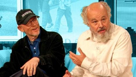 Ron & Clint Howard