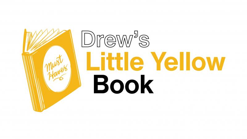 Drew's Yellow Book logo