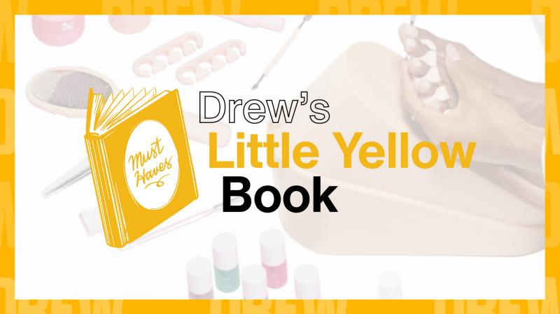 Drew's Little Yellow Book logo