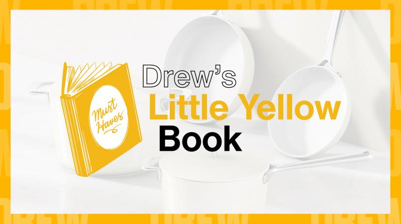 Drew's Little Yellow Book
