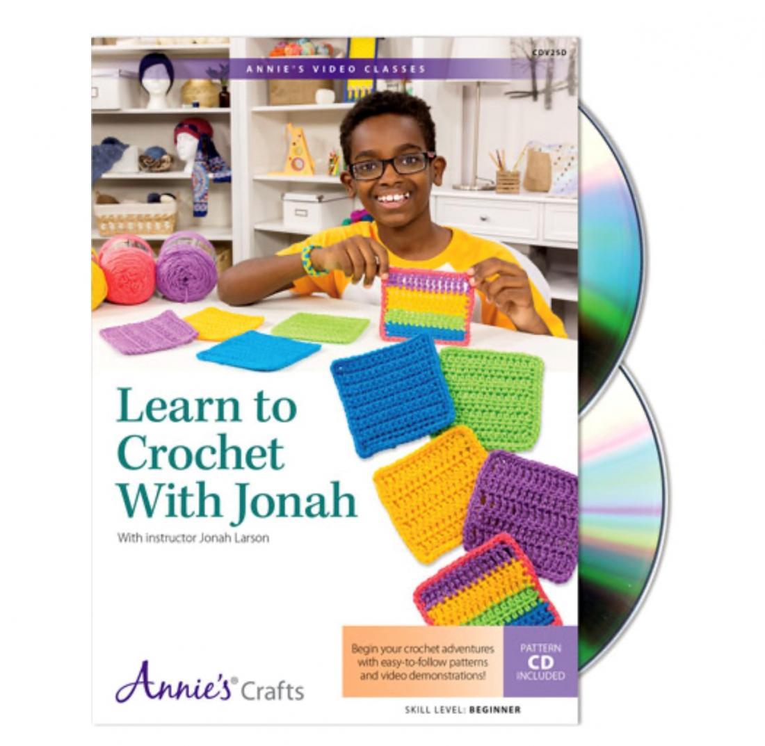 Jonah Larson DVD