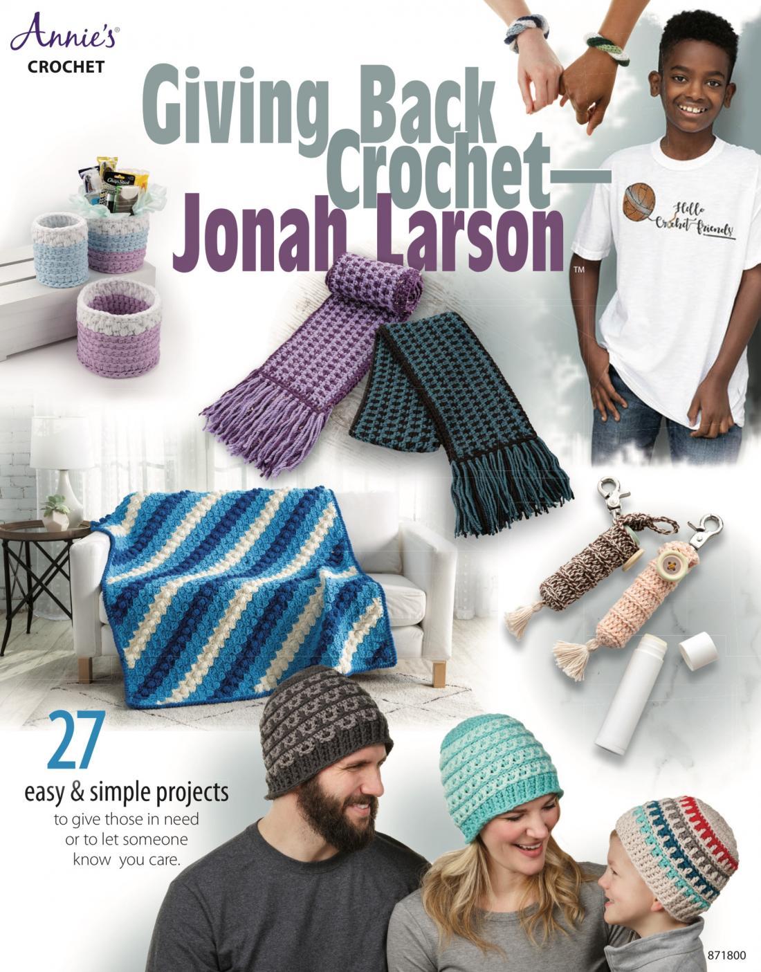 Jonah Larson book