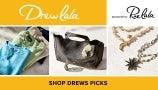 Drew La La Deals from Rue La La: Cashmere Pullover, Backpack Tote and More