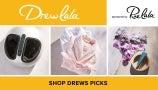 Drew La La Deals from Rue La La: Robe, Sleeping Mask and More