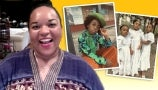 Drew's News: Mom Alissa Bertrand's Tips on Turning Thrift-Finds into Vogue-Worthy Kid Designs