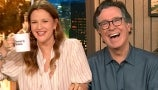 Stephen Colbert Details His Rise in Comedy