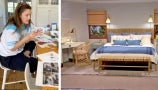 The Making of Designed by Drew: Redesigning Kerin Mackechnie's Master Bedroom
