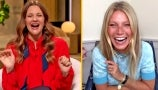 Gwyneth Paltrow Brainstorms New Names for Words Drew Can't Say on TV