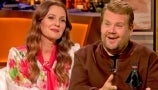 Drew Gets Real with James Corden About Fear of Getting Fired