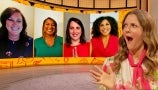 Drew's Love Bug: Damona Hoffman Gives Dating App Advice to Singles