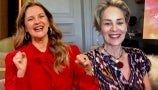 Sharon Stone Reveals Drew Barrymore Learned Both of Their Lines While Working Together