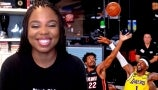 Jemele Hill Predicts an NBA Finals 2020 Win for LeBron James' Lakers