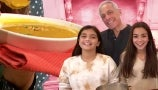 Geoffrey Zakarian and His Daughters Make the Perfect Soup for Fall | Drew's Cookbook Club