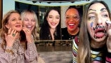 Chelsea Peretti Gives Drew and Friendsgiving Cast a Makeup Tutorial