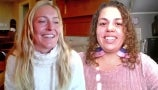 Drew and Olympian Jamie Anderson Surprise Postal Worker with Skincare Advice Presented by Olay Body
