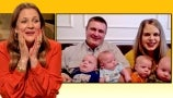 Drew Surprises New Mom of Quadruplets with Vacation Getaway | Mom's Time Out