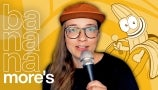 Comedian Emily Catalano Was a Businesswoman in High School | Bananamore's