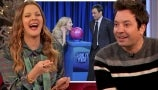 Jimmy Fallon Recalls Gross Game Where He Made Drew Lick Objects for Money